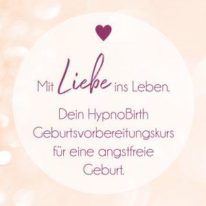 Online HypnoBirth Geburtsvorbereitungskurs